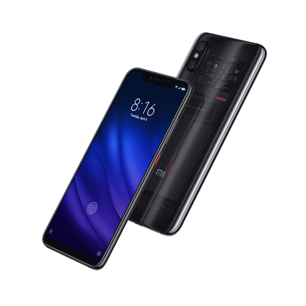 Telenor Xiaomi Mi 8 Pro