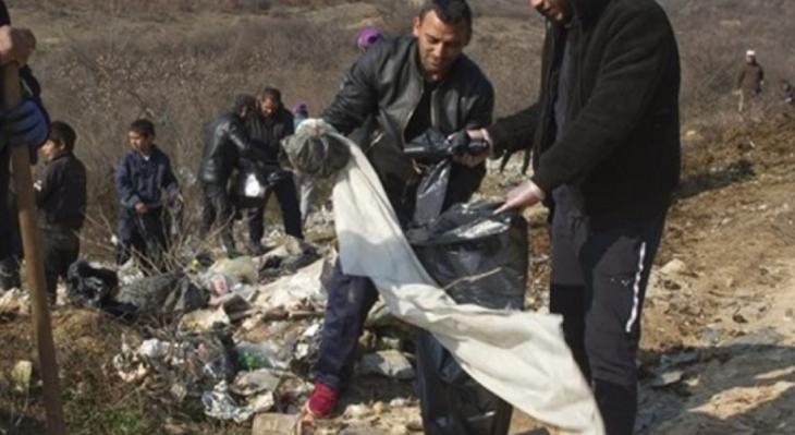 цигани боклук