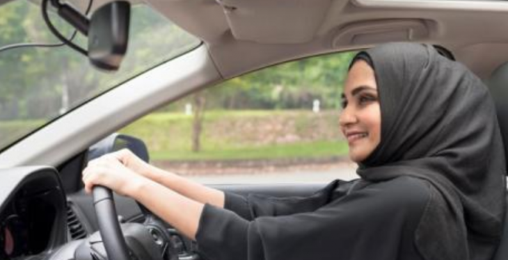 жена хиджаб