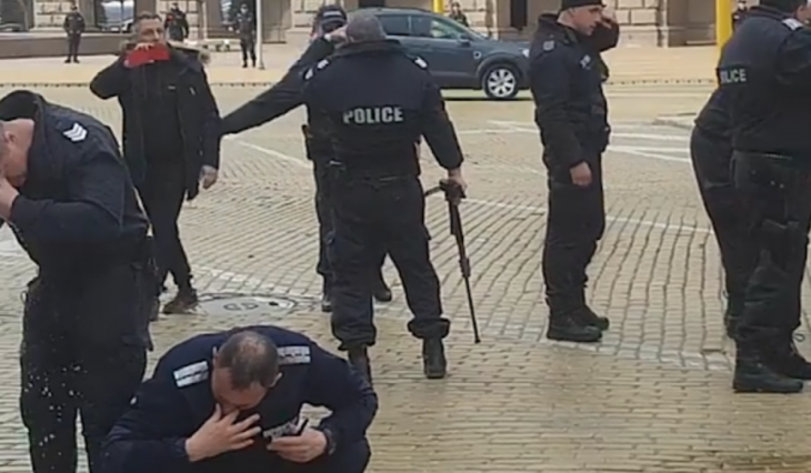 полицаи