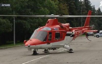 хеликоптер линейка