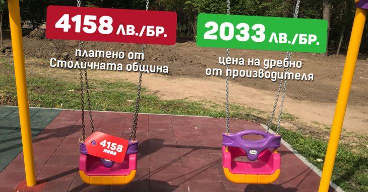 ГЕРБ корупция Фандъкова