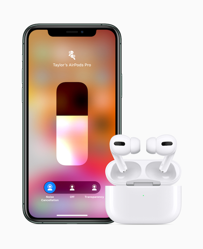 Apple AirPods-Pro iPhone11-Pro 102819