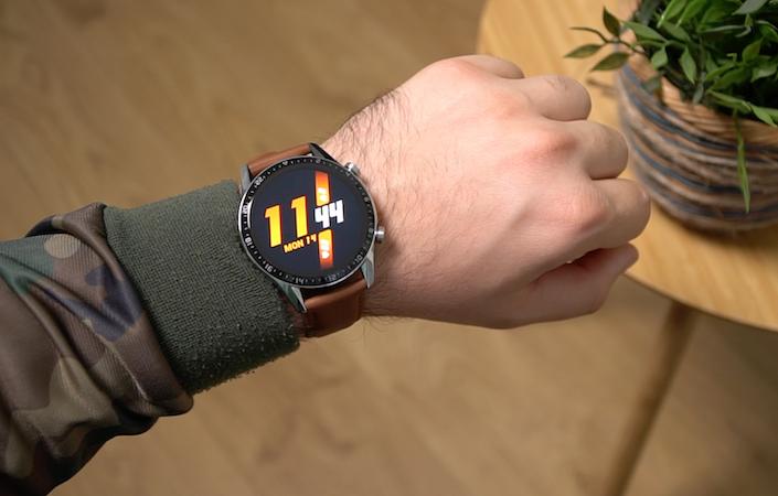 Huawei Watch GT 2 @ nixanbal.com