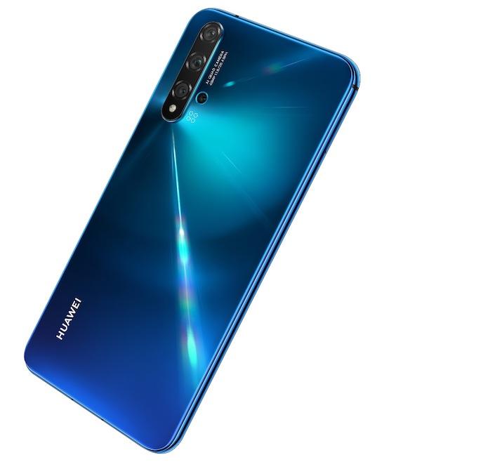 Huawei nova T5 Crush Blue 1