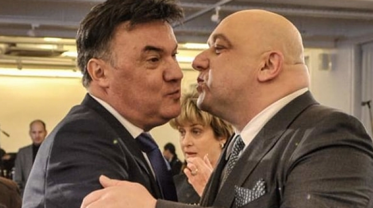 Борислав Михайлов Красен Кралев