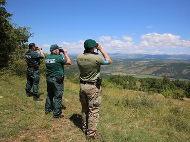 Фронтекс набира персонал, става официална служба на ЕС