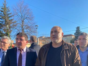 Борисов: Всички кметове са ми любими еднакво, с избори се занимавам само 30 дни за 4 години