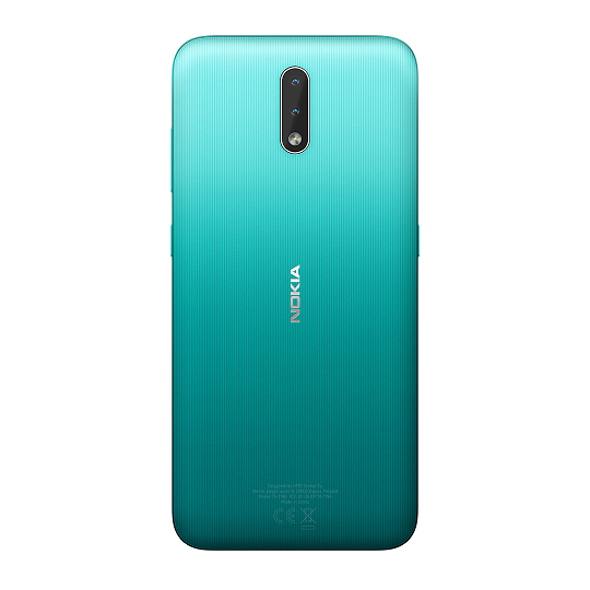 Nokia 2.3 - Cyan Green - Back