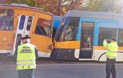 Катастрофа трамваи