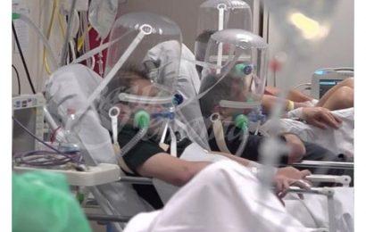 италия болница вирус