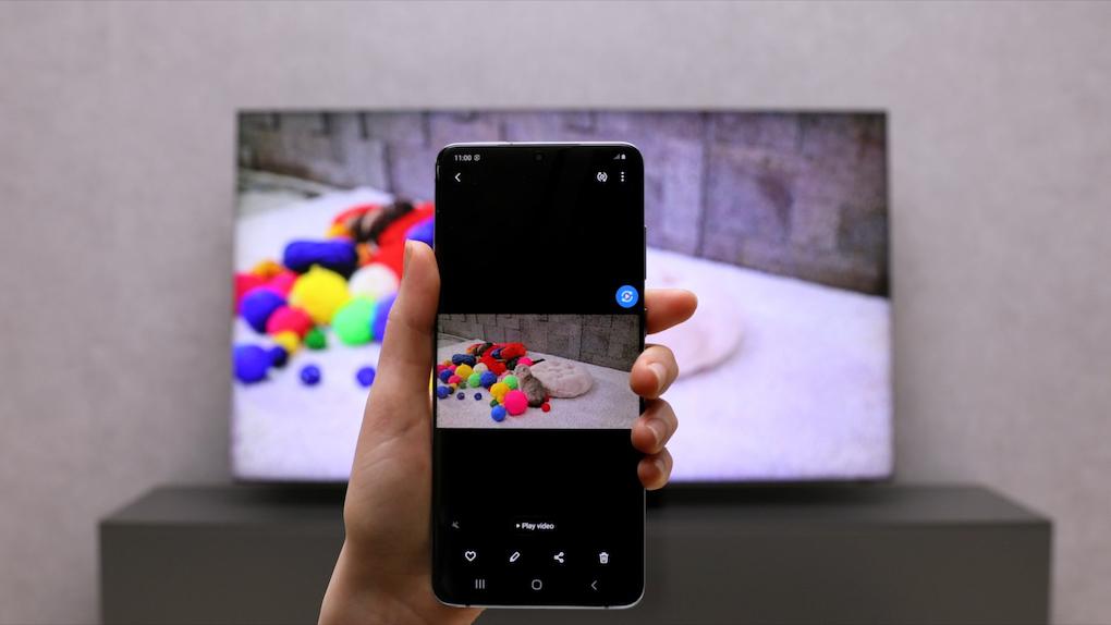 Samsung Galaxy S20 Ultra 5G @ nixanbal.com