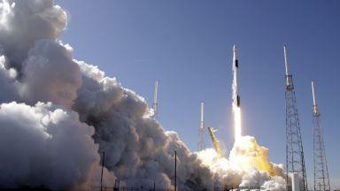 Историческото завръщане на САЩ в Космоса е факт (видео)