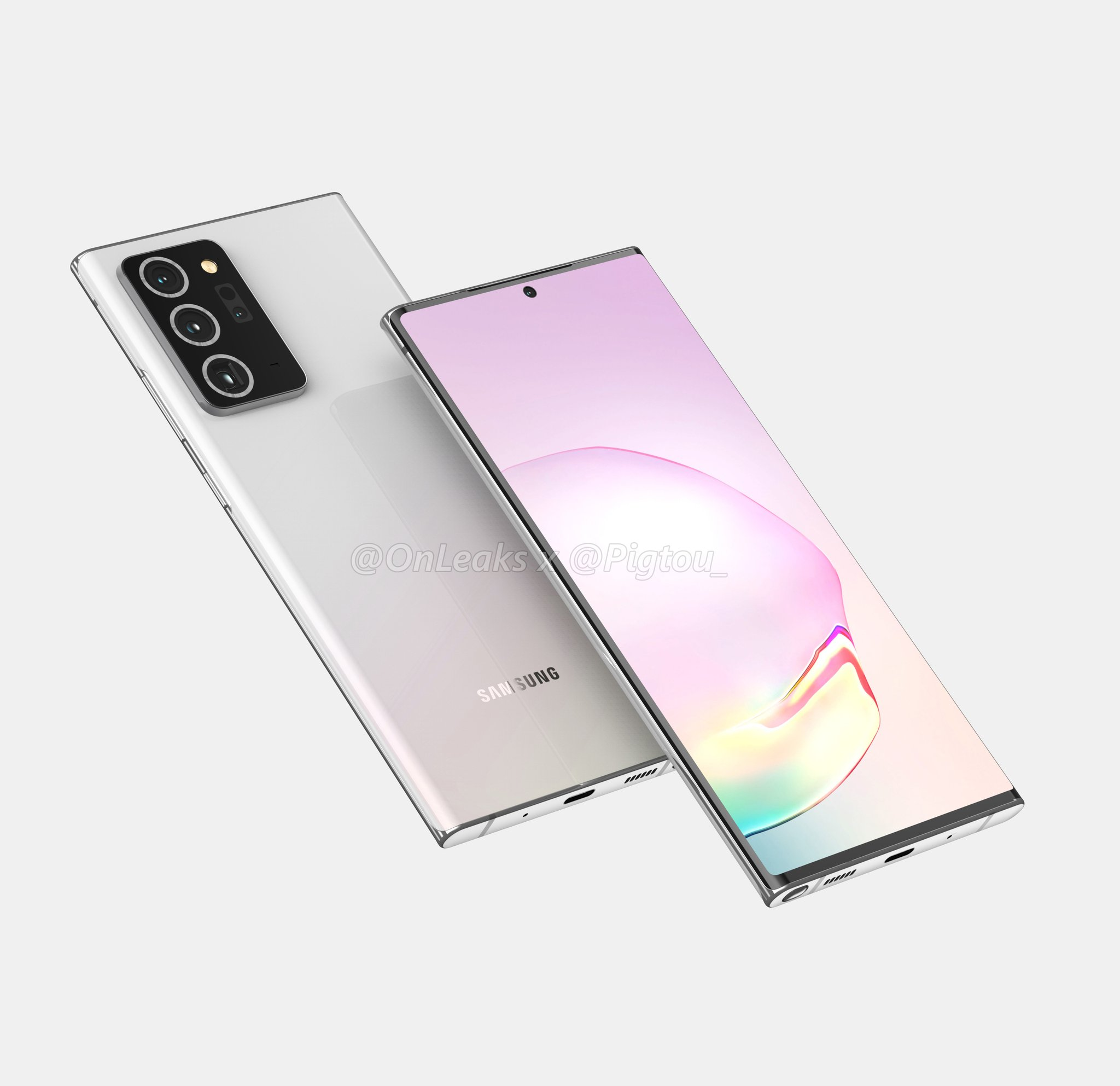 Galaxy Note20 Plus