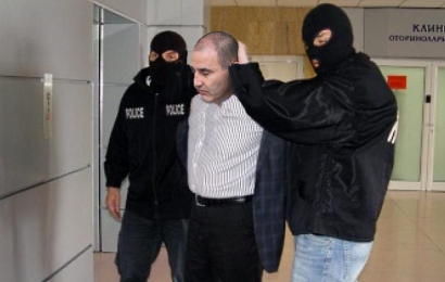 Цветан Цветанов затвор