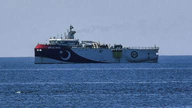 ЕС призова Турция незабавно да прекрати сондажите в Средиземно море