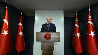 Ердоган: Мнението на други държави няма да промени решението ни за