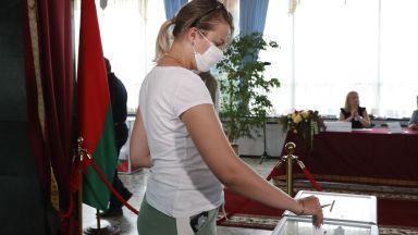 ЦИК на Беларус: Изборите са валидни, гласувалите са 54,57%