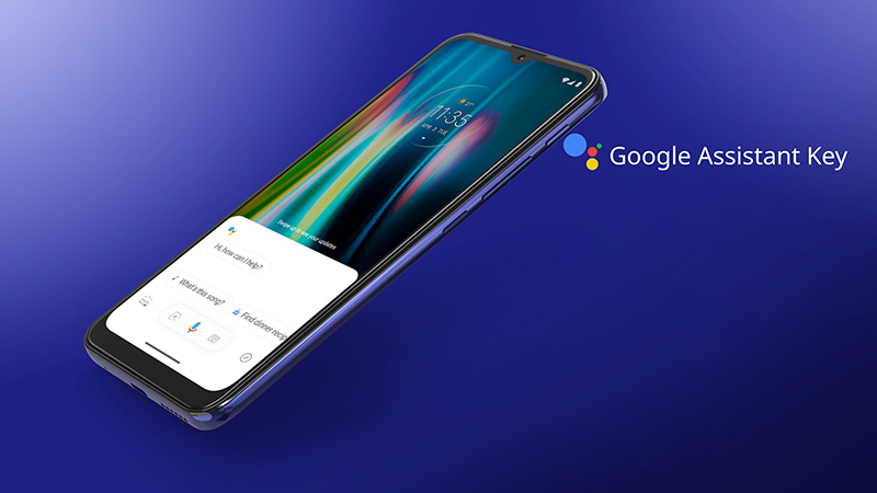 moto g9 play Adv Pack google assistant Key