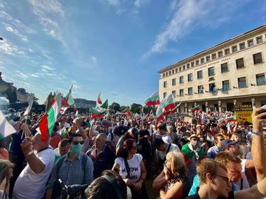 Третото Велико народно въстание ще е на Деня на независимостта