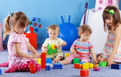 Играчки, които подпомагат обучението и развитието на децата