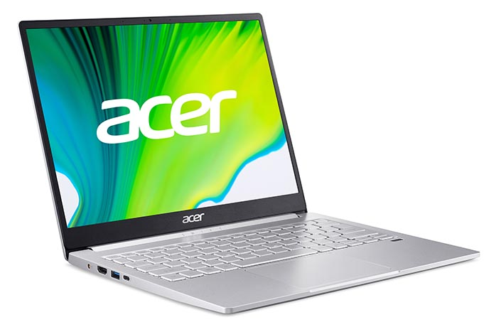 Acer-Swift-3 SF313-53-53G Silver