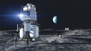 НАСА представи обновен план за връщане на Луната