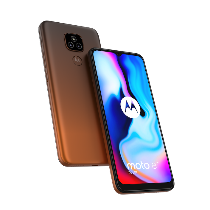 Copy of Moto E7 Plus TWILIGHT Orange PDP HERO 5