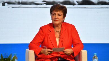 Кристалина Георгиева предупреди за възможни масови фалити и масова безработица