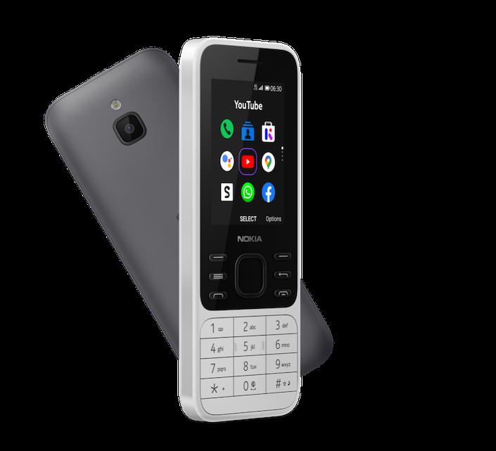 nokia 6300 4G-YOUTUBE devices-mobile
