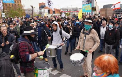 Бунт протест