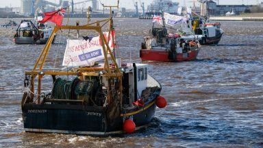 Защо рибата застана между Обединеното кралство и ЕС