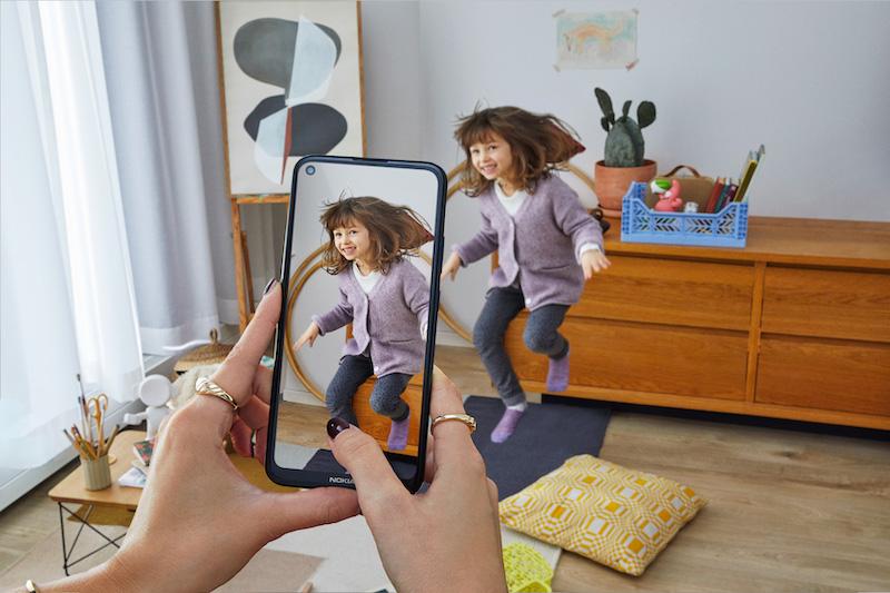 Nokia 5.4 - Lifestyle 7