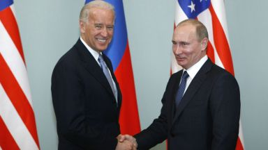 Байдън разговаря по телефона с Путин за Навални, нов СТАРТ, Украйна и Иран