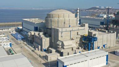 В Китай заработи първият реактор от ново поколение
