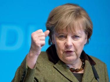 Меркел поиска от провинциите с много заразени по-строги мерки