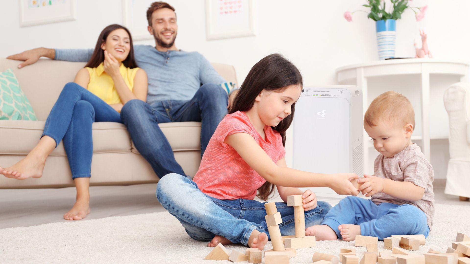 Ако искаме да сме здрави, трябва да гарантираме чистотата на въздуха вкъщи