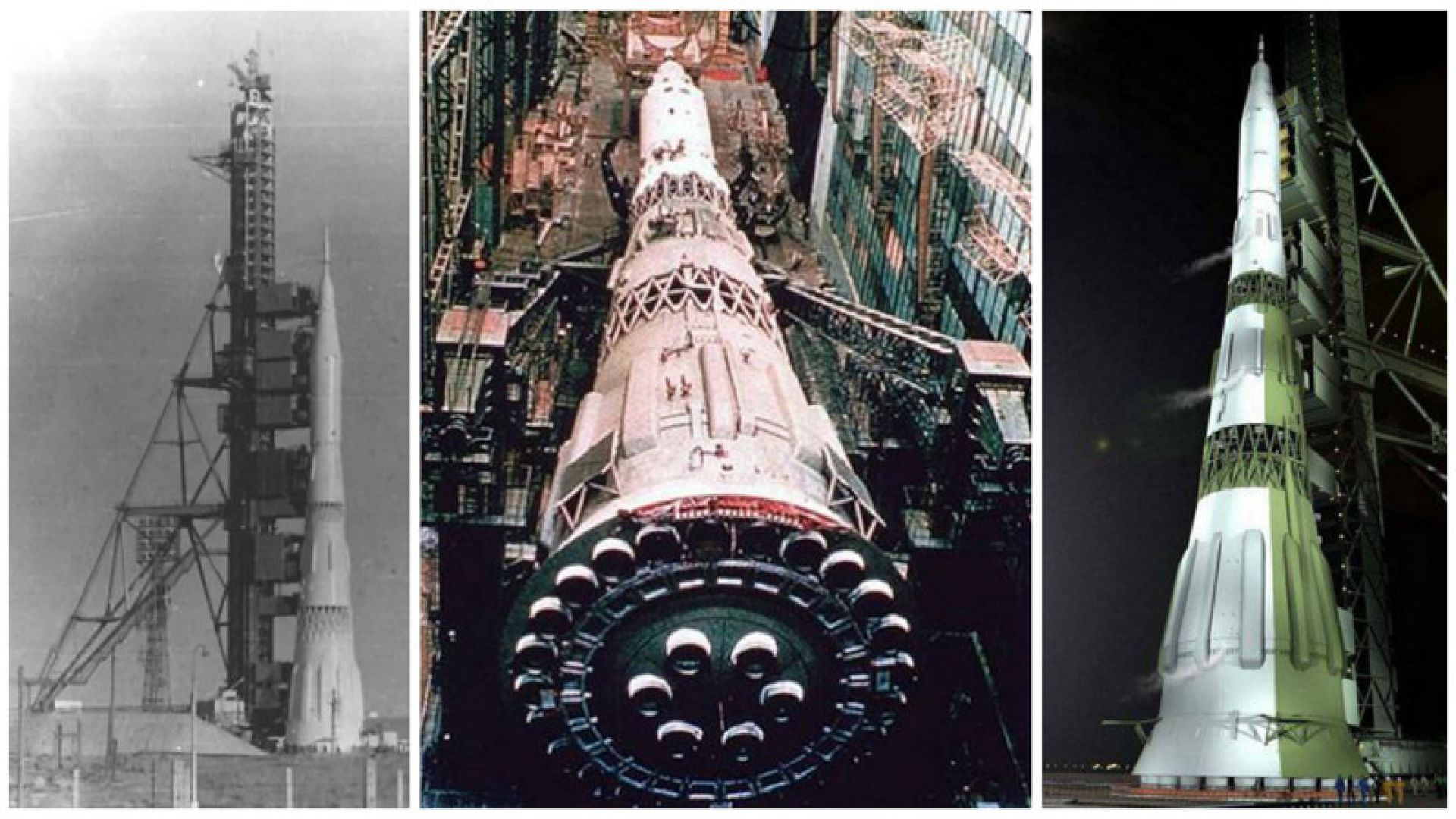 Двигателите на Н-1 еволюират в РД-180 - най-мощният четирикамерен ракетен двигател, който се ползва днес от НАСА