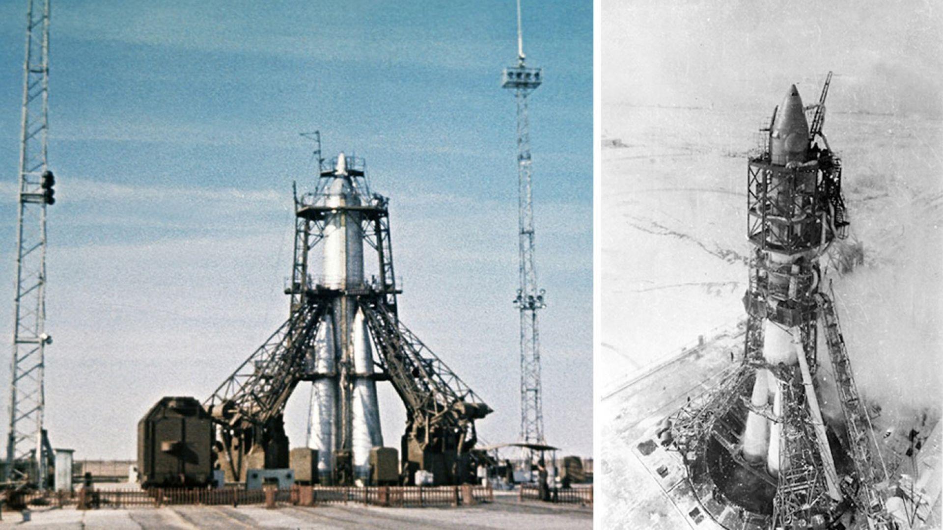 Р-7 е ракетата, която превръща човечеството в космическа раса