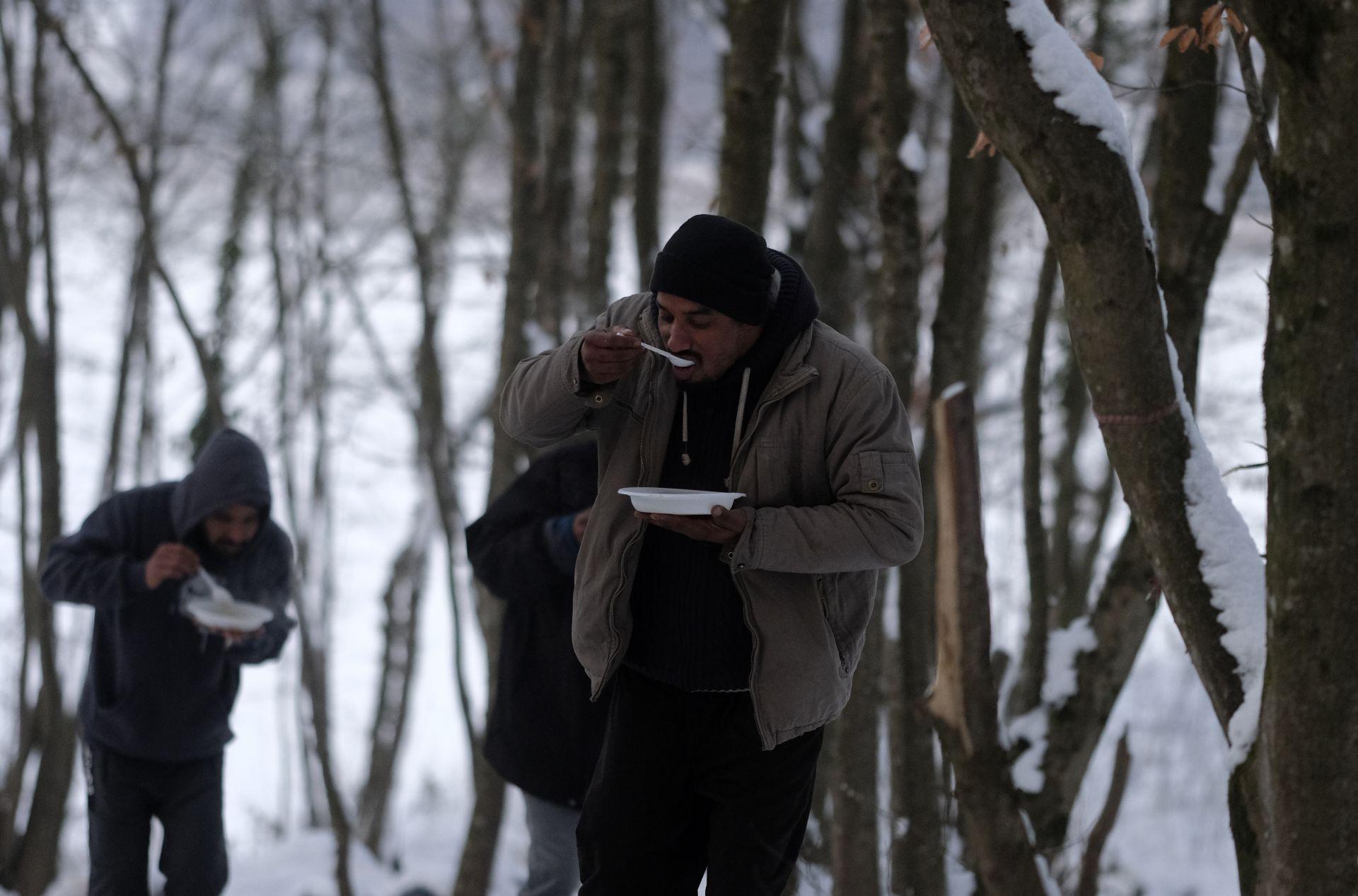 Мигранти в Босна