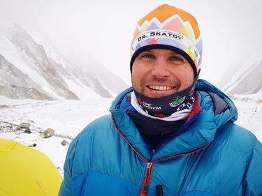 Атанас Скатов и други алпинисти трябвало да си правят въжета от дрехи