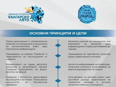 Божков предложи коалиция на Слави, той му отказа