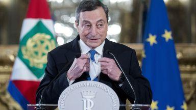 Марио Драги получи мандат да състави ново правителство на Италия