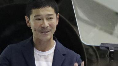 Японски милиардер ще е първият лунен турист