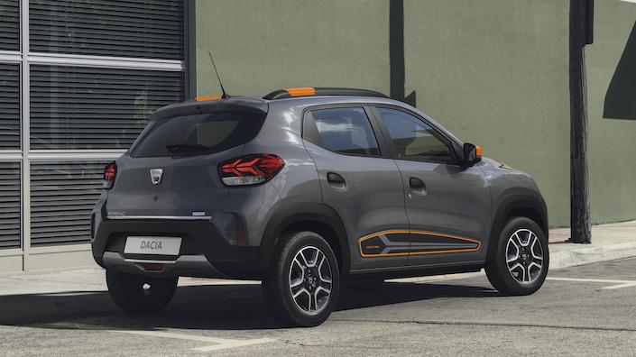 2020 - Dacia SPRING 2