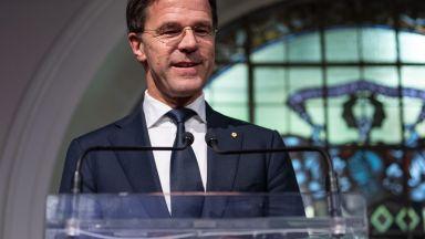 Марк Рюте отново на власт в Нидерландия, след като спечели изборите
