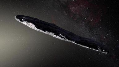 Учен: Космическият обект Оумуамуа може да е сонда на извънземна цивилизация