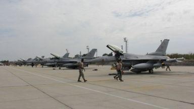 Военните търсят 53 млн. за пистата за F-16 в