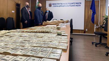 Печатарят на фалшиво евро и жена са задържани за 72 часа