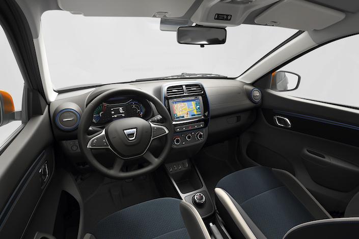 2020 - Dacia SPRING 4